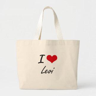 Amo Levi Bolsa Tela Grande