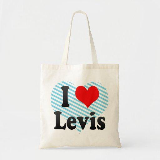 Amo Levis, Canadá. Amo Levis, Canadá Bolsas