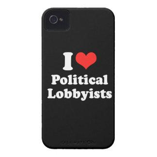 AMO LOBBYISTS png POLÍTICO
