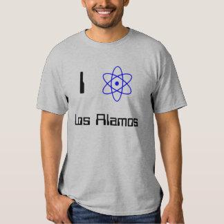 Amo Los Alamos Camiseta