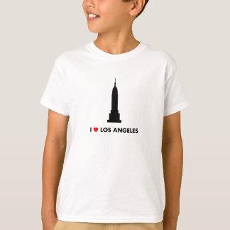 Amo Los Ángeles - Empire State Building Camiseta
