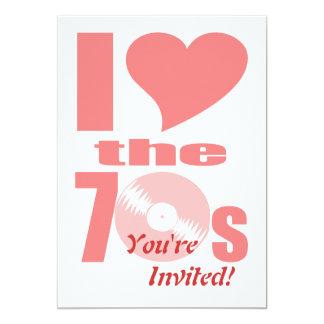 Amo los años 70 comunicados