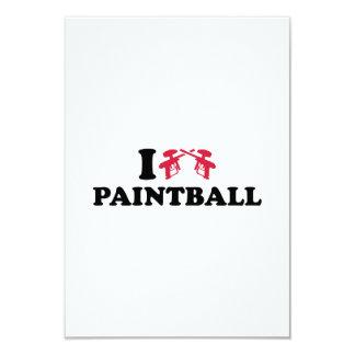 Amo los armas de Paintball Anuncios