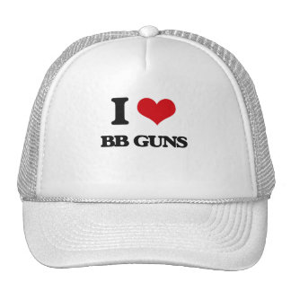 Amo los armas del Bb Gorras