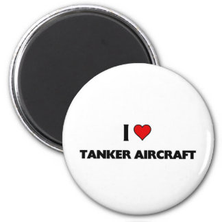 Amo los aviones de petrolero imán