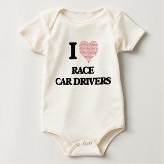 Amo los conductores de coche de carreras (el body