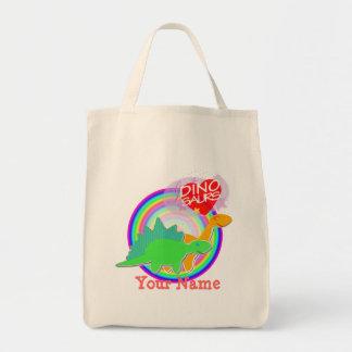 Amo los dinosaurios Dinos su bolso conocido Bolsas