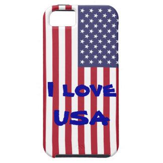 Amo los E.E.U.U. iPhone 5 Cobertura