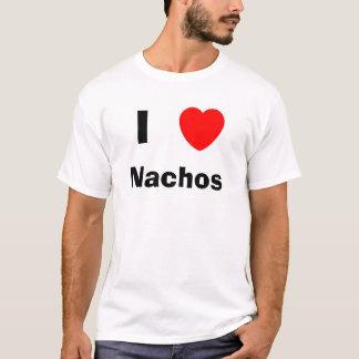 Amo los Nachos Camiseta