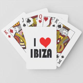 Amo los naipes de Ibiza