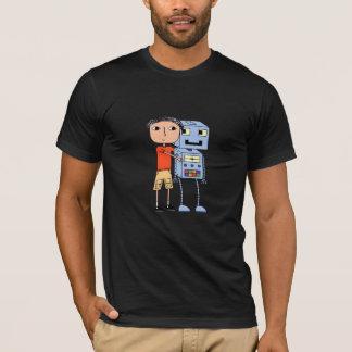 Amo los robots - camiseta