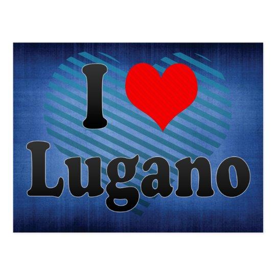 Amo Lugano, Suiza Postal