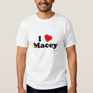 Amo Macey Camiseta