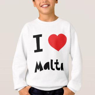 Amo Malta Sudadera