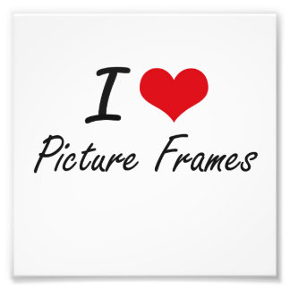 Amo marcos impresion fotografica