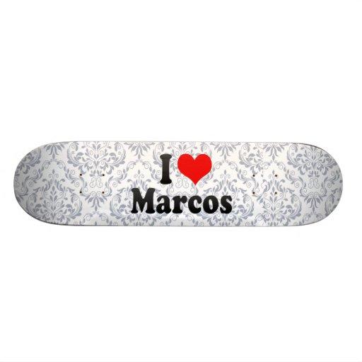 Amo Marcos Monopatin