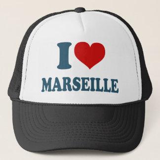 Amo Marsella Gorra De Camionero