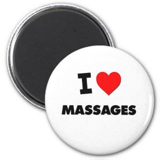 Amo masajes iman de nevera