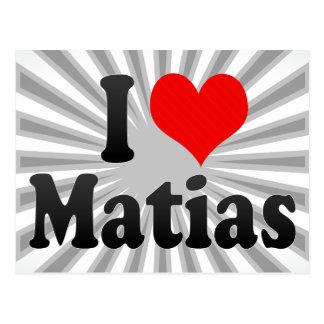 Amo Matias Postales