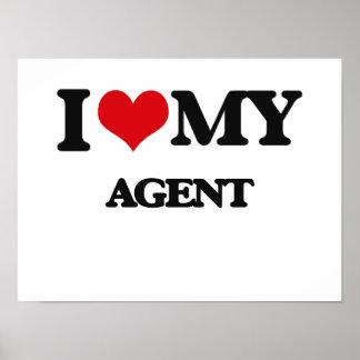 Amo mi agente poster
