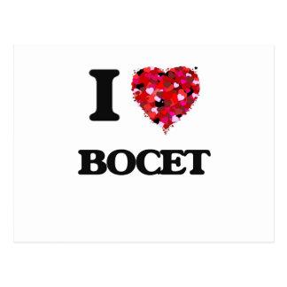 Amo mi BOCET Postal