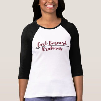 Amo mi Brahmas Camiseta