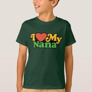 Amo mi camisa de Nana