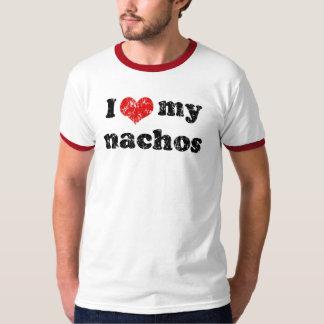 Amo mi camiseta de los nachos