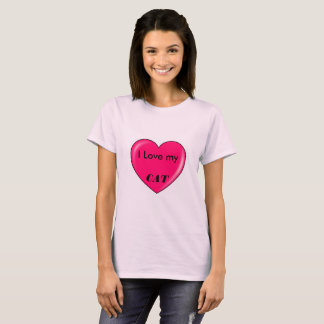 Amo mi camiseta del CAT