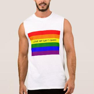 Amo mi camiseta gay