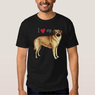 Amo mi Chinook Camiseta