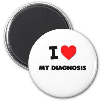 Amo mi diagnosis iman