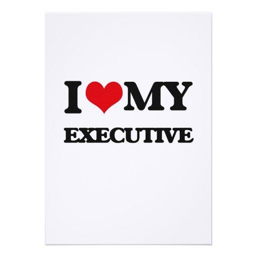 Amo mi ejecutivo comunicados personales