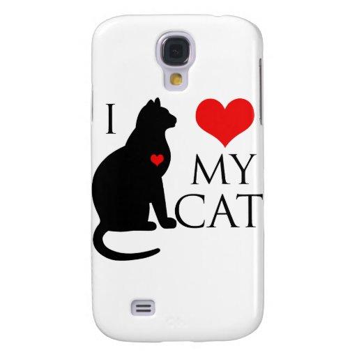 Amo mi gato