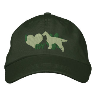 Amo mi gorra bordado del organismo de Gordon (el