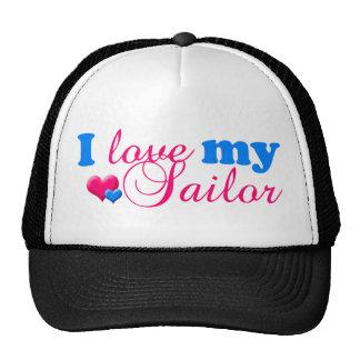 Amo mi gorra del marinero