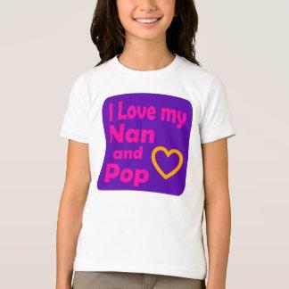 Amo mi NaN y hago estallar (los chicas) Camiseta