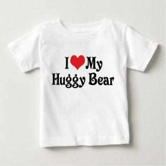 Amo mi oso de Huggy Camisetas