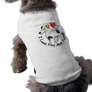 Amo mi perro de Jack Russell