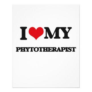 Amo mi Phytotherapist Flyer A Todo Color