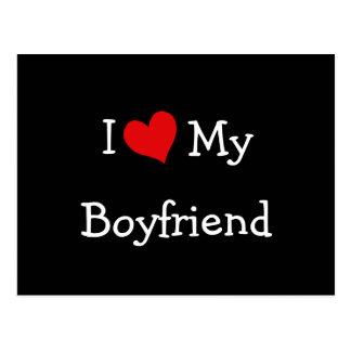 Amo mi postal del novio