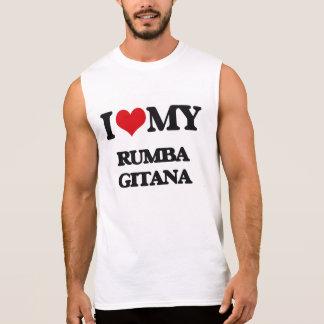 Amo mi RUMBA GITANA Camiseta Sin Mangas
