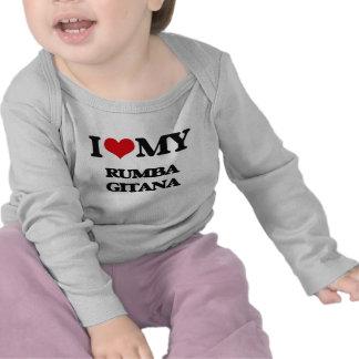 Amo mi RUMBA GITANA Camiseta