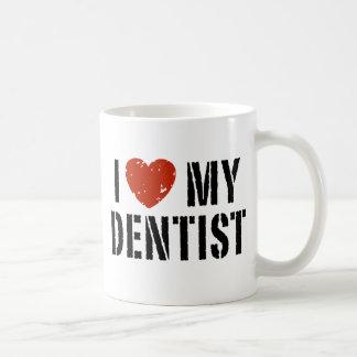 Amo mi taza del dentista