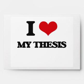 Amo mi tesis