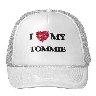 Amo mi Tommie Gorro De Camionero