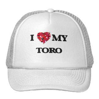 Amo MI Toro Gorras