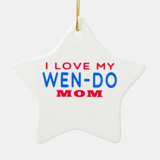 Amo mi Wen-Hago mamá Ornatos