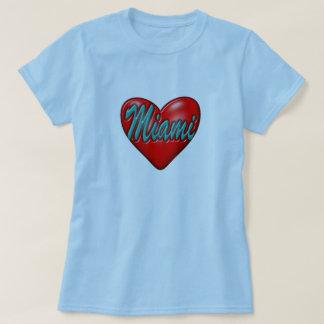 Amo Miami Camiseta
