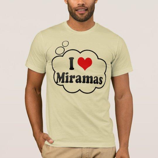 Amo Miramas, Francia Camiseta
